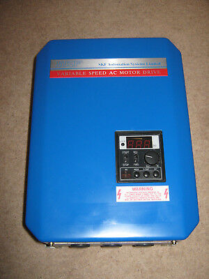 Motor Inverter VFD -  415V input - 2.2kW 415V output - SKF Model No. VS33-BAW