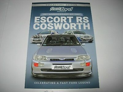 Fast Ford Magazine | Escort RS Cosworth 25th Anniversary | C.E - CHEAPEST Listed