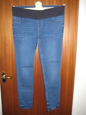 New Look Ladies Maternity Stretch Skinny Jeans Size 12