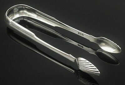Silver Sugar Tongs, Edinburgh 1813, Newlands & Grierson