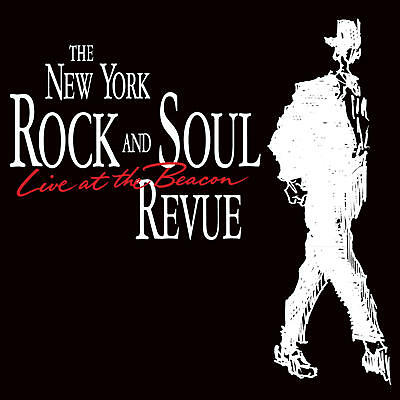 New York Rock And Soul Revue LIVE AT THE BEACON 140g SYEOR 2018 New Vinyl 2 LP