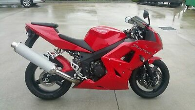 Triumph Daytona 600 2004 Model - Road Bike / Motorcycle