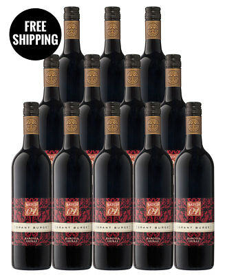 Grant Burge Batch 01 Barossa Shiraz 2016 (12 Bottles)