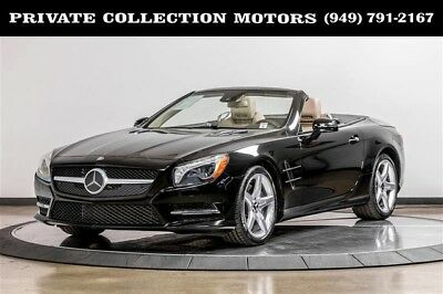 2015 Mercedes-Benz SL-Class Base Convertible 2-Door 2015 Mercedes-Benz SL400 SL 400 SL-Class 2 Owner Clean Carfax Local Trade