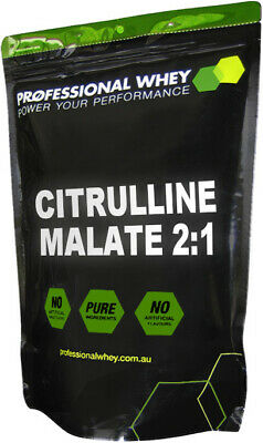 250g 500g 1kg Citrulline Malate 2:1 Increase Arginine Plasma Improve Performance