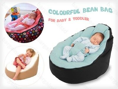 Unfilled Children's Baby Bean Bag Chair Sofa Bed Pod - Dozens of Patterns