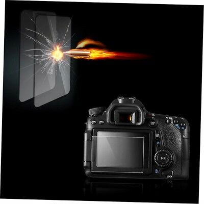 Optical Tempered Glass Camera LCD Screen HD Protector Cover For Nikon D5300 JK