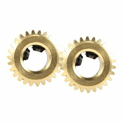 3D Printer Extrusion Wheel Brass Gear 26 Tooth Extruder Filaments Accessory GT