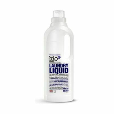 Bio D Laundry Liquid With Lavender 1Ltr (4 Pack)