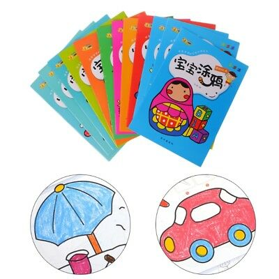 Wonderful Kids Coloring Book Useful Drawing Picture Album For Children
