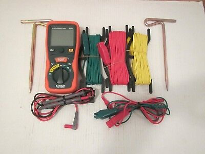 Extech Earth Resistance Tester 382252