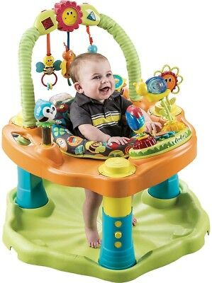 20+ Fun Activities ExerSaucer Double Fun Bumbly