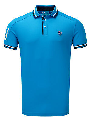 75e6139c3 BUNKER MENTALITY CMAX Events Golf Polo Shirt - Small (S) Rare ...