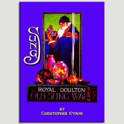 Royal Doulton OLD SUNG WARE Book - A Collectors Guide by Christopher Evans