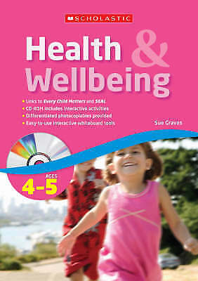 Ages 4-5 (Health & Wellbeing), Graves, Sue, New