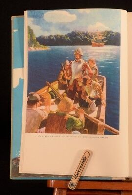 1938 First Edition Trending Into Maine Kenneth Roberts N C Wyeth Signed Limited