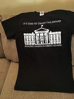 Republican Trump .Time To Drain The Swamp! New Year New Price!
