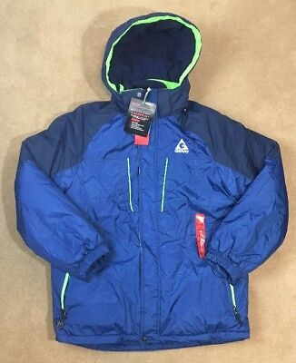 NWT Gerry 3 Jackets in 1 Navy Blue Boys Large (14/16) With Beanie