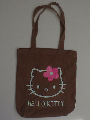 Hello Kitty Beutel braun