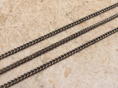 Vintage Sterling Silver 925 Chain Necklace