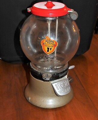 Vintage Columbus one cent gumball / candy machine