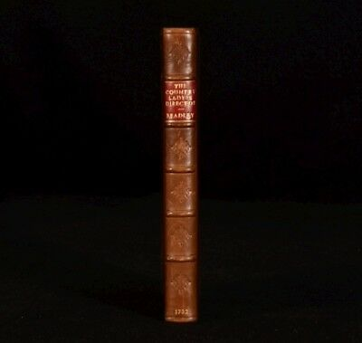 1732 The Country Housewife and Lady's Director Part II Richard Bradley