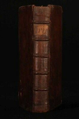1735 Ovid's METAMORPHOSES By John CLARKE First Edition