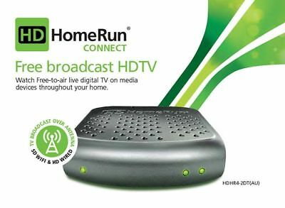 SiliconDust HDHomeRun Connect Dual TV Tuner (Australian Model)