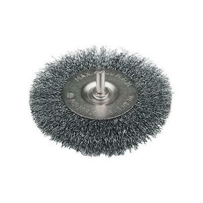Silverline 529311 Rotary Stainless Steel Wire Cup Brush 50mm Grinding