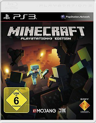 Minecraft PlayStation 3 Edition | PS3 | Neu, digitaler Code | deutscher Händler