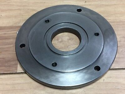 """7 """" Mounting Plate 2 """" Whole"""