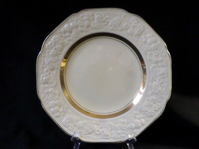 Crown Ducal. Florentine. (Gold Band). Dinner Plate. Made In England.