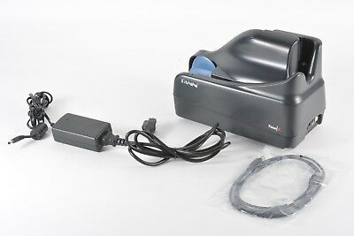Panini Vision X Check Reader Scanner - With Power Supply