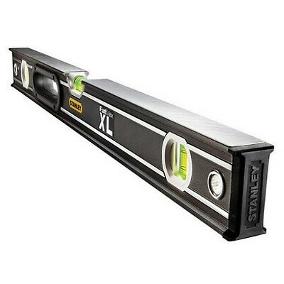 "Stanley FatMax Pro Box Beam Spirit Level 3 Vial 900mm/36"" - 0-43-636"
