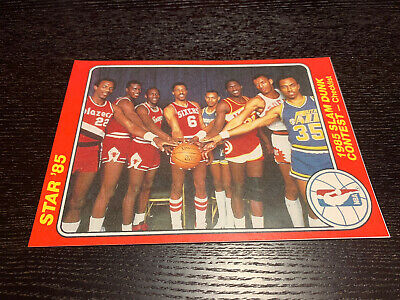 1986-1987 Fleer Michael Jordan Chicago Bulls 5 Card Reprint Lot W/ 2 Autos!!
