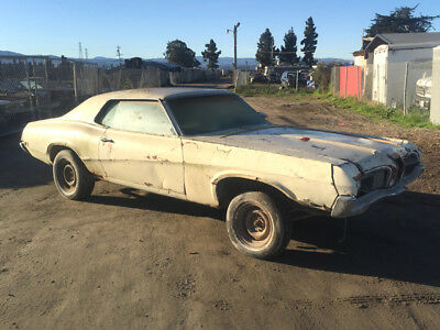 1970 Mercury Cougar  1970 Mercury Cougar Eliminator Project - Competition Gold - Great Opportunity!!