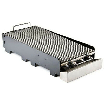 """FMP 133-1207 11"""" x 24"""" x 5"""" Add-On Charbroiler"""