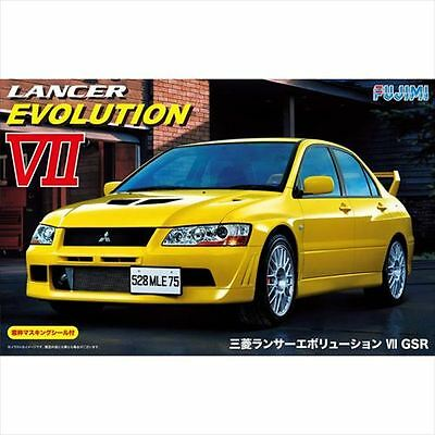 Fujimi ID-179 1/24 Mitsubishi LANCER EVOLUTION VII GSR from Japan