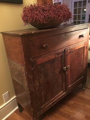 Antique pie safe/ jelly cabinet