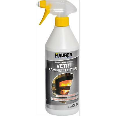 "Maurer-Plus Detergente Stufe Caminetti ""Vetri"" 750Ml Maurer Plus"