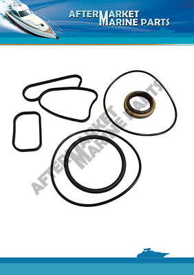Volvo Penta Gasket kit for lower gear unit SX-A Replaces: 3888821