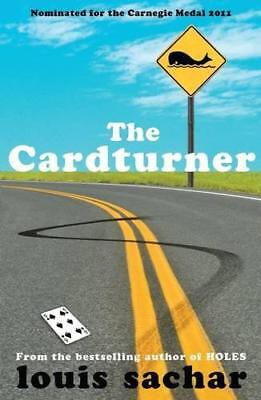 The Cardturner by Sachar, Louis | Audio CD Book | 9781408811504 | NEW