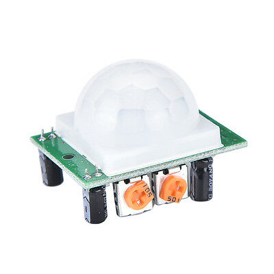 New HC-SR501 Infrared PIR Motion Sensor Module for Arduino Raspberry -GVUK
