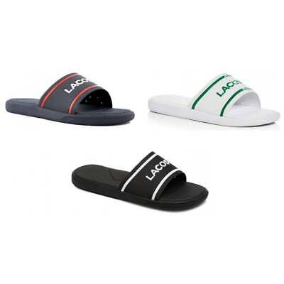 Lacoste L30 Slide 118 2 CAM Mens Sandals All Sizes In Various Colours