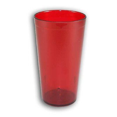 New, 16 oz. Restaurant Tumbler Beverage Cup, Stackable Cups, Break-Resista..