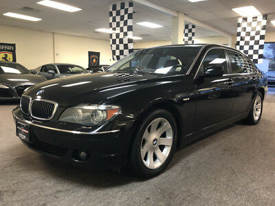 2008 BMW 7-Series Base Sedan 4-Door 70k low mile free shipping warranty 2 owner clean carfax luxury finance cheap