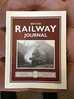 British Railway Journal No.18 Autumn 1987
