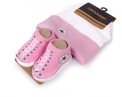 CONVERSE BABY HAT & Booty Sets Job-Lot Wholesale