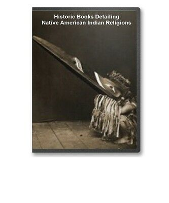 53 Rare Books Native  American Indian  Myth Legend Folklore CD - B51