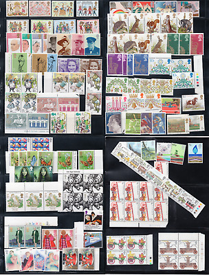 GB-Stamps for Postage or Collection  Mint Unused with Full Gum Face Value £18